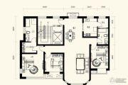 依云墅3室2厅2卫161平方米户型图