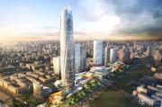 华强商业金融中心规划图