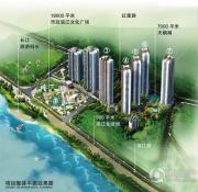 滨洲上城外景图