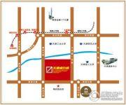 天津电商城交通图