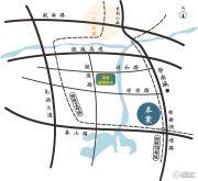 康桥原溪里交通图