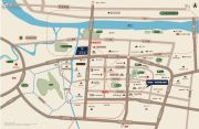 碧桂园剑桥郡交通图