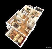 燕南山庐3室2厅2卫114平方米户型图
