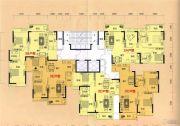 金鹅福地0平方米户型图