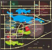 百步亭江南郡交通图