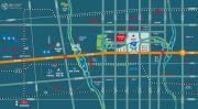 银座财富广场交通图