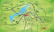 八达岭孔雀城交通图