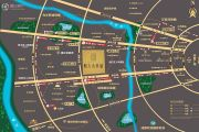 恒大未来城交通图