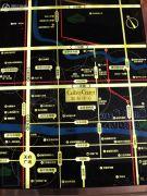 银海中心交通图