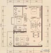 海伦国际0室0厅0卫117平方米户型图