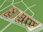澳华新城规划图