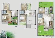 桂林留园5室2厅3卫0平方米户型图