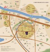 龙湖紫宸交通图
