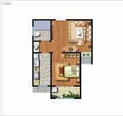 帕克公馆0室0厅0卫50平方米户型图
