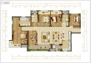 华润公园九里5室2厅3卫0平方米户型图
