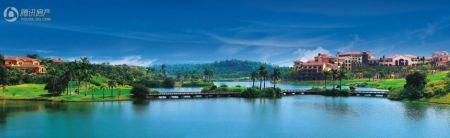 美林湖天琴半岛