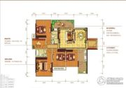 松宇时代城3室2厅2卫0平方米户型图