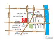 茶城大厦交通图