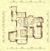 恒大名都4室2厅2卫191平方米户型图