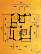 酉酉LOFT公寓2室1厅1卫108平方米户型图