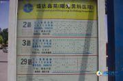 上城汤廷交通图