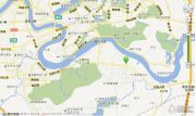 五象中央广场交通图