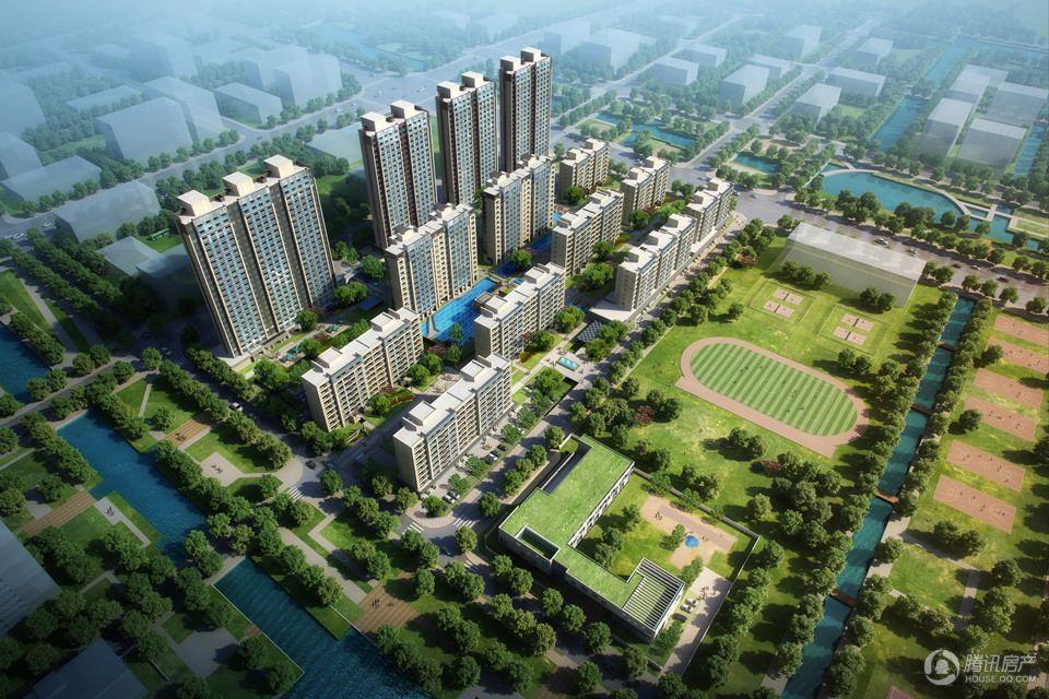 宁波住宅项目大图