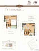 闽江世纪城3室2厅2卫117平方米户型图