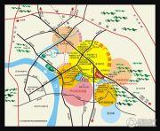 荷塘观邸交通图