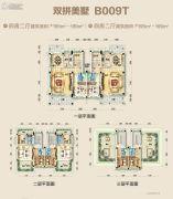 襄阳碧桂园195--199平方米户型图