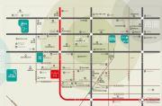 美华城交通图
