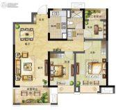 绿地国际博览城3室0厅0卫95平方米户型图