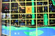 正黄金域峰景交通图
