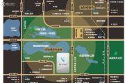 中洲锦城湖岸交通图