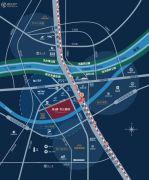 龙湖・春江郦城交通图