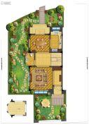 荣安山语湖苑4室0厅0卫188平方米户型图