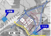 三祺城交通图