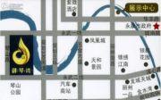 御琴湾交通图