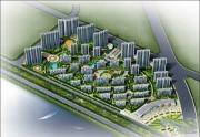滨河新天地规划图