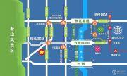 赞城交通图