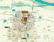 国赫天著小区交通图