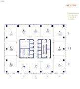 金宇新天地1室1厅1卫130--197平方米户型图