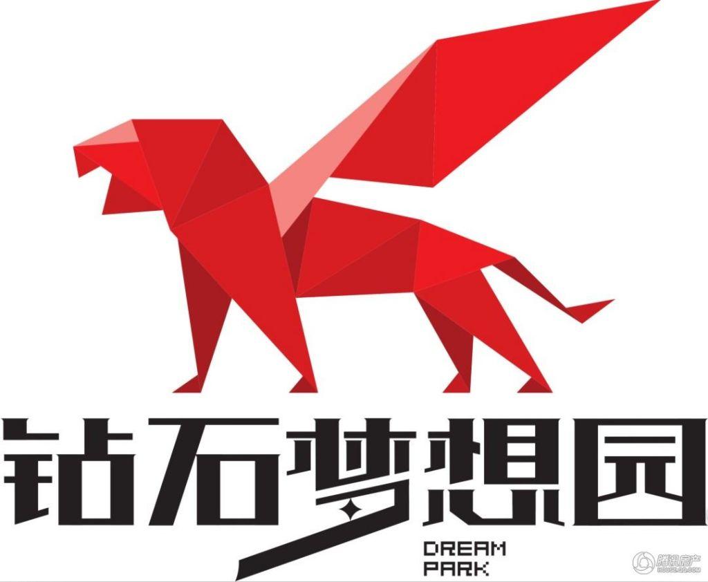 钻石梦想园 logo