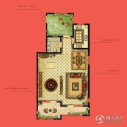 水静界3室2厅3卫200平方米户型图
