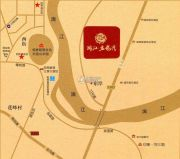 漓江盘龙湾交通图