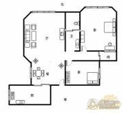 隆鑫都会2室2厅1卫0平方米户型图
