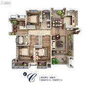 颐馨・湿地・壹�4室2厅2卫145--152平方米户型图