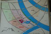 紫光科技园・海峡广场一期交通图