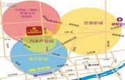 西北国际机械贸易港交通图