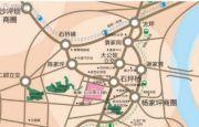 紫苑COSMO时代交通图